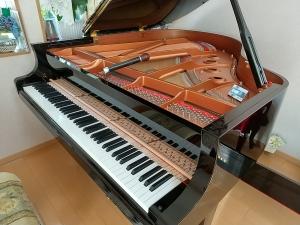 グランドピアノの買い替え