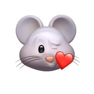 新作『candy☆マウス』やっと登場出来ました♫