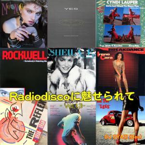 Radiodiscoに魅せられて Vol.13(ビルボード年間ランク1984年より)