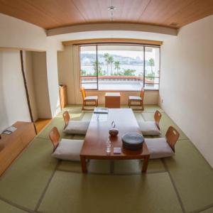 和歌山旅行(その6)次のお宿は白良浜グランドホテル