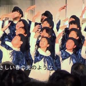 小学生の歌声に感動した!