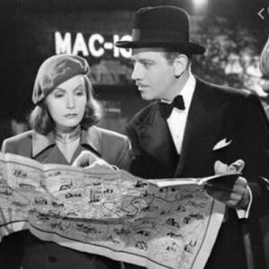 映画『ニノチカ』(Ninotchka 1939年 米)/ BSプレミアムシネマ