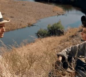 映画 グレゴリー・ペックとチャールトン・ヘストンの『大いなる西部』( The Big Country 1958年 米)/ BSプレミアムシネマ