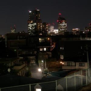 夕方から夜、近所の拾い撮り