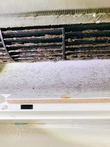 エアコンクリーニングの最後の仕上げにオゾン水