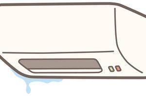 エアコンの水漏れの原因