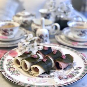 ★意外に簡単な手作り長命寺 桜餅 - レシピ付