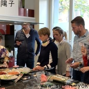 スイス関西人会主催のお祭りと寿司ワークショップのお知らせ