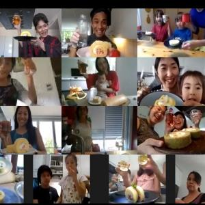 5月3日(日)にオンライン和食教室第5弾「失敗のない照り焼きハンバーグ」を実施します。