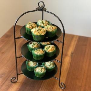5月10日(日)にオンライン和食教室第6弾「ヘルシーな抹茶カップケーキ教室」を実施します。