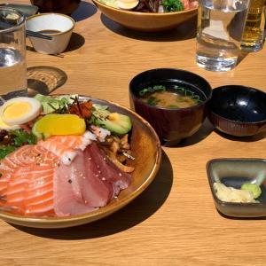 「お寿司屋さんでお友達とランチした~」と「お客様からの写真」