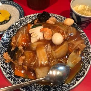 化学調味料無添加、街中華の中華丼。〜世田谷 大吉〜