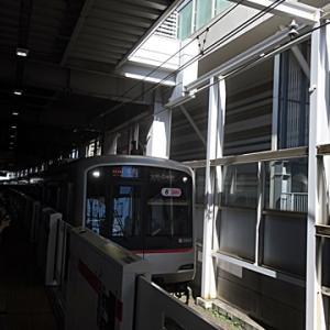 【東横線はラグビーの影響か・・・】かなりの混雑でしたね。