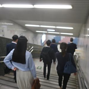 【あまりにもピッタンコな駅到着】となりました。