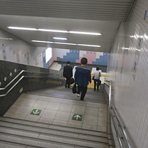 【駅に着くとちょうどよさそうな気配】でしたが・・・・果たして