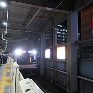【東横線では日吉を出てから】座ってLTEであります。