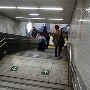 【駅に着いたら・・・・】なんとなく良さそうな気配・・・だったのですが