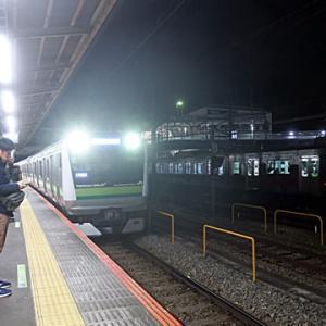【帰りはJR線に乗って】LTEやってみました。