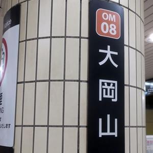 【大岡山からは田園都市線直通に乗り換えて・・・】今日度はLTEやってみました
