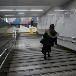 【駅に着いたら少し空いてる気が】したんですが・・・・