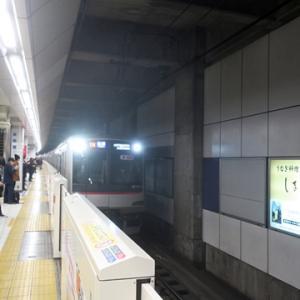【日吉で乗り換えた東横線では・・・】LTEやってみました。