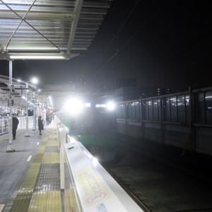 【東横線では日吉を出てから座って】LTEやってみました。