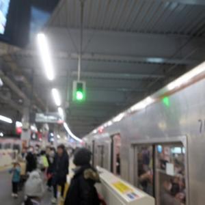 【帰りの東横線ではLTE】やってみました。