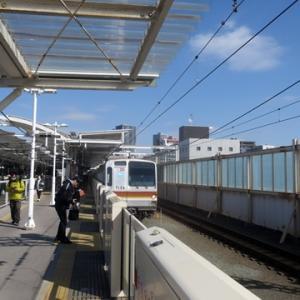 【東横線では日吉を出てから】LTE開始です。