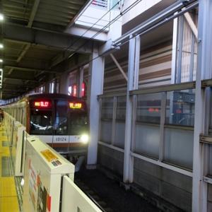 【東横線でもすぐに座って・・・】WiMAX2+開始です。
