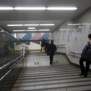 【さすがに駅も・・・・】空いている感じでした。