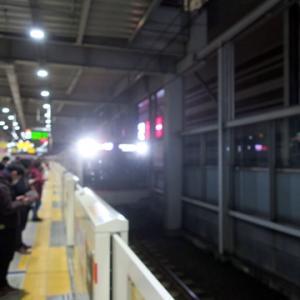 【乗り込んだ東横線ではすぐに座って・・・】WiMAX2+やってみました。
