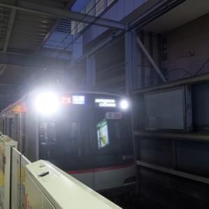 【東横線では日吉を出てから座って・・・・】LTEやってみました。