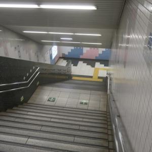 【駅はガラガラ】でしたね。うーーーむ