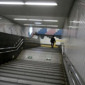 【駅では今日も・・・】空いているみたいですね