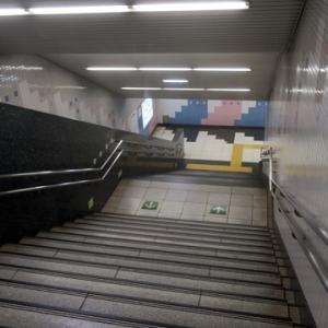【駅はさすがにガラガラ】でありました。
