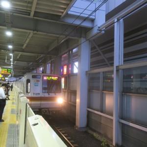 【東横線ではバッチリ座って・・・・】WiMAX2+開始です。