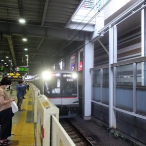 【東横線でもすぐに座って・・・】まずはWiMAX2+開始です。