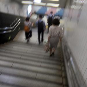 【駅に着くと・・・ちょうどよさそうな時間】でしょうか・・・