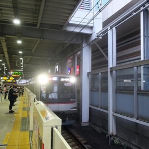 【東横線では日吉を出てから座れたので・・・】LTEやってみました