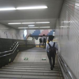 【駅に着いたのはちょうどよさそうな気配】だったのですが・・・・