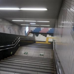 【駅に着いたらピッタンコ】っていう感じのようです