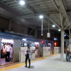 【東横線では日吉を出てから座って・・・】LTEやってみました。