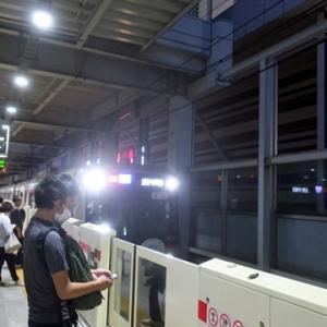 【東横線では日吉を出てから座って・・・】LTEゃってみました。