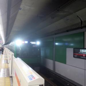 【東横線に乗り込んだら・・・・】すぐに座って、WiMAX2+開始です。