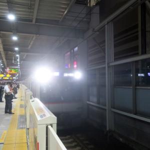 【東横線ではすぐに座って・・・】WiMAX2+開始です
