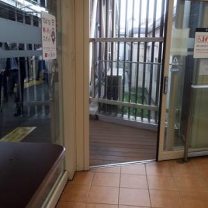 【駅に着いたら今日も・・】待合室行の運命でした。