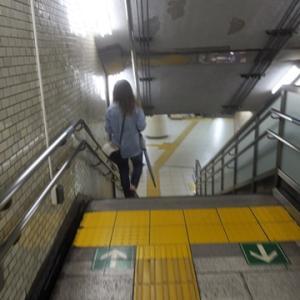 【今日は隣の駅まで歩いたんですが・・・】さあて、どうなるのでしょうね