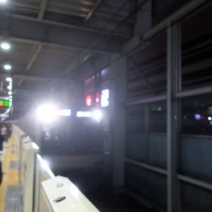 【東横線ではすぐに座われて・・・・】WiMAX2+やってみました。