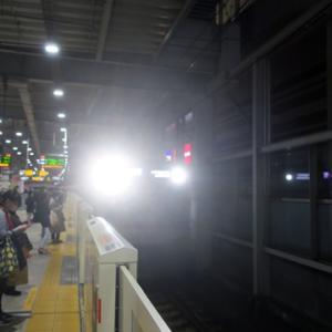 【東横線でもすぐに座って・・・・】LTEやってみました。