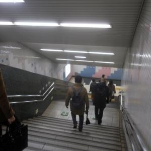 【駅に着くと時間はピッタンコ】だったようですが・・・・